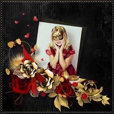 Illusion by Aurélie scrap Illusion, Scrap, Crown, Bags, Jewelry, Fashion, Handbags, Moda, Corona