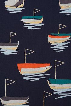 totally cute fabric print