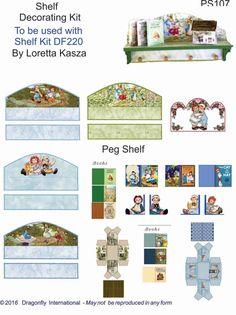 ps107 peg shelf sheet ann and alice