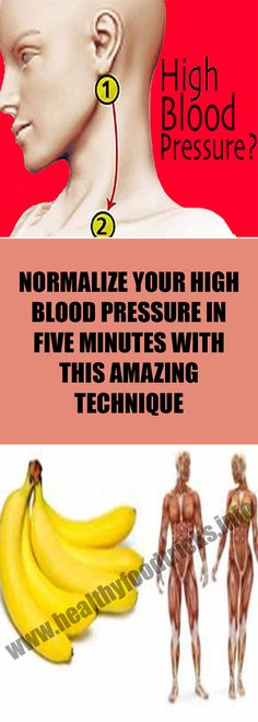 NORMALIZE YOUR HIGH BLOOD PRESSURE IN FIVE MINUTES WITH THIS AMAZING TECHNIQUE – Healthy Food Tricks