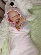 Orphan Reborn Baby Dukker