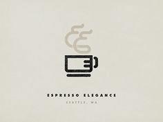 logo / Espresso Elegance | Alex Malkiewicz