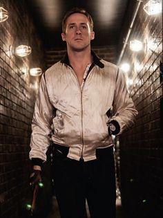 "Ryan Gosling in Drive...sans ""Hey Girl"""