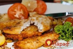 With our clarame your fish will turn out very tasty and quite hearty / Culinary Universe Fish Recipes, Meat Recipes, Seafood Recipes, Cooking Recipes, Healthy Recipes, Fish And Meat, Fish And Seafood, Fried Fish, Fish Dishes