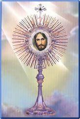 ABRIL, MES DE LA SAGRADA EUCARISTIA: Día 1- Te adoro con devoción Dios escondido