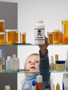 If you can't remember the last time you decluttered your medicine cabinet, it's time.