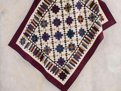 Pieceful Prairie Quilt Kit by Debbie Caffrey featuring Boundless Prairie Twilight   Craftsy