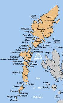 Island Blogging » Scottish Islands