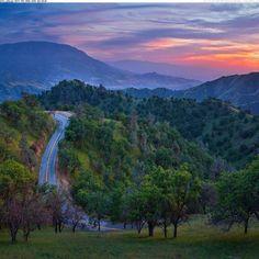 Caliente Road Bakersfield California