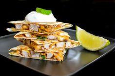 Chicken Quesadilla | All Food Considered