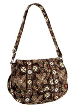Saddle Up | Vera Bradley - I saw it yesterday at Sam's Club for $52.00 which is a bargain!