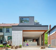 Gallery of Bala Line House / Williamson Chong Architects - 8