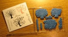 Here is Ellie's tip on using and storing unmounted stamps; how to store and use unmounted rubber stamps, save money and space!