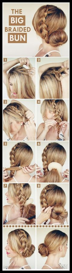 #DIY #Hairstyle #Tutorials