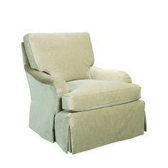 Lee Industries chair in Carson Alabaster