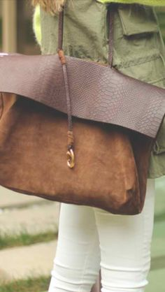 Lovely & simple bag