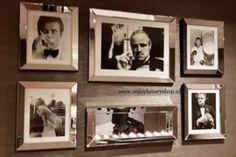 SPIEGELLIJSTEN   Enjoy Luxury Shop Frame, Home Decor, Picture Frame, Decoration Home, Room Decor, Frames, Interior Design, Home Interiors, Hoop