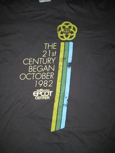 506363fb7 Disney World Epcot Center shirt xxl 2x NWOT vintage rare wdw disneyland