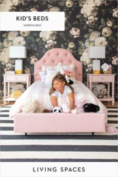 Design your child's dream space - kids bedroom styles they are sure to love. Beds, dressers, desks, accessories & more in a wide range of designs to suit any teen's unique style.