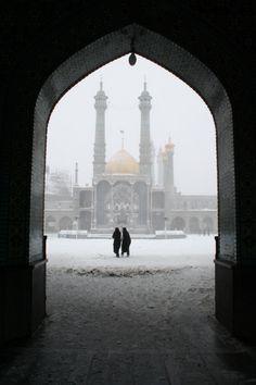 mosque @keshmeshak