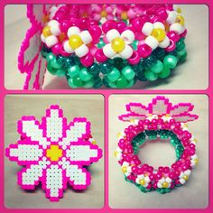 EDC daisy custom cuff