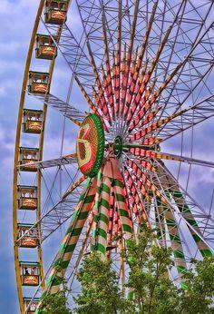 Fruhling Festival Stuttgart Germany