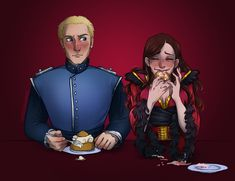 The only thing I wish for is that Matthias got his semla before the end of Crooked kingdom. ;-;     I'm hoping that Nina will cross paths with Trassel in King of scars and adopt him. I know it's unrealistic but still.