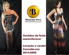 #vestidodefesta #locação #venda #acessorios #blacksuitdress #casamento #formatura #festa