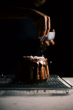 Peppermint Mocha Bundt Cake | A Brown Table