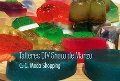 Así fueron los talleres de DIY Show de marzo en el C.C Moda Shopping