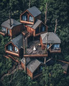 house, tree, sky and outdoorYou can find Boutique hotels and more on our website.house, tree, sky and outdoor Future House, My House, Cool Tree Houses, Crazy Houses, Bird Houses, Tree House Designs, Forest House, Forest Cabin, Cabins In The Woods