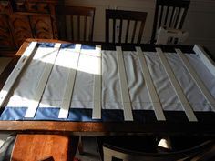 Creative Thriftiness: DIY EASY Roman Shades
