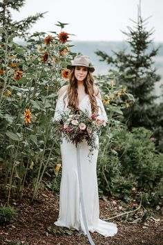 also seen in the pages of Rocky Mountain Bride Magazine Summer Wedding Gowns, Summer Gowns, Wedding Day, Greenhouse Wedding, Garden Wedding, Wedding Sunflowers, Tuscan Style, Style Summer, Friend Wedding