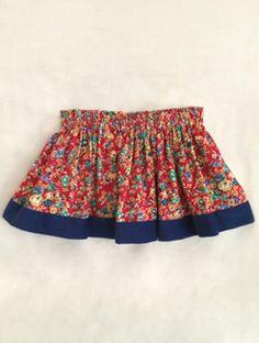 LibertyTatum Trail Mini Skirt