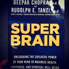 Your brain not only interprets the world, it creates it. ~ Deepak Chopra & Rudolph E. Tanzi #SuperBrain #CreativeThinking #PowerOfThought #Mindset #CreateLiveBe
