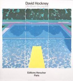 DAVID HOCKNEY: POSTERS
