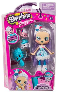Cocolette is a Lil' Shoppie from the Dreamy Bear category in Season Two of Happy Places. She was also released as a Shoppies Core Doll in February