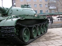 T-54 – WalkAround