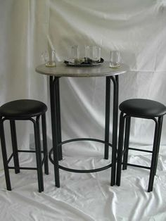 Tables & Chairs - Party Hire Auckland Ltd. Party Hire, Catering Equipment, Auckland, Stool, Tables, Chairs, Furniture, Home Decor, Mesas