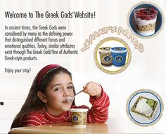 Real yogurt rocks!  My face when I eat this is a grown up version of this little girls face!  Great quality product and leaves the wanna be yogurt's for dead.  Great for the tummy, simply yummy!