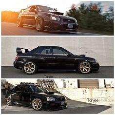 04 - 05 Subaru WRX STi