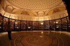 La librairie du Congrès à Washington