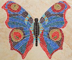 butterfly 5 by Julee Latimer, via Flickr