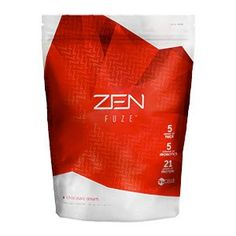 ZEN FUZE™ CHOCOLATE DREAM  ZEN Fuze protein shakes is a fusion of exclusive TruCELLE™ and whey proteins.  This ultra-premium protein matrix helps you stay on plan and meet your weight loss goals.  Featuring 21 grams of proteins, 5 grams of fiber and 5 strains of probiotics, ZEN Fuze is the foundation of the ZEN Project 8 program.  Price: $69.95 CLICK: https://pirapornwag.jeunesseglobal.com/en-US/zen/products/