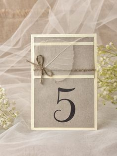 Rustic  Wedding Table Number Grey Table NUmbers for Wedding (5) Rustic Wedding Table Numbers Lace Table Numbers Tented Table Numbers