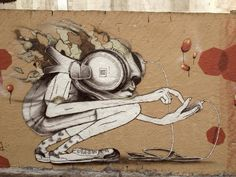 Another murals of Claudio Ethos from São Paulo for inspiration.
