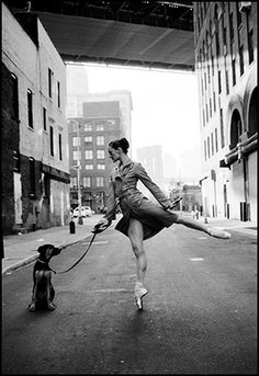 New York City Ballerina Project - Dane Shitagi