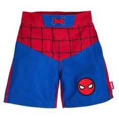 Marvel NWT Disney Store Black Panther Boy Rashguard /& Swim Trunks Set UPF 50