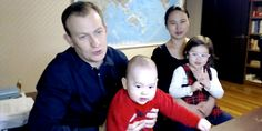 In their first interview, Korea expert Robert Kelly and his wife, Kim Jung-A, describe the circumstances, chaos, and global reaction to their now-infamous home-office Skype catastrophe; 'she was in a hippity-hoppity mood.'