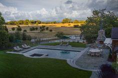 Beautiful northern California equestrian property. Via Kikuchi & Associates.